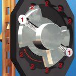 Lockable Window Handle 3